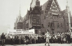Gdynia uczciła 35. rocznicę podpisania Porozumień Sierpniowych