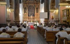 Zakończyły się rejonowe konferencje dla duchowieństwa diecezji świdnickiej