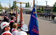 Szczecin: Odsłonięto pomnik Ludziom Solidarności