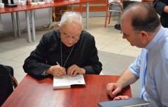 Abp Henryk Hoser na spotkaniu z duchowieństwem