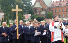 Kraków-Łagiewniki: XIII Ogólnopolska Pielgrzymka Kolejarzy