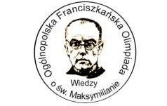 Ogólnopolska Franciszkańska Olimpiada Wiedzy o św. Maksymilianie