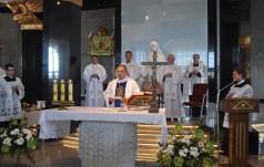 Historyczna Msza św. w nowym sanktuarium
