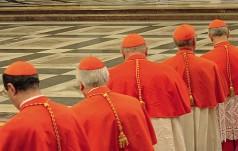 Kardynałowie o ks. Charamsie: jego coming out nie wywrze wpływu na Synod Biskupów