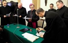 Diecezjalny proces zakończony