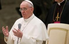 Franciszek: nie ma chrześcijanina bez krzyża i modlitwy