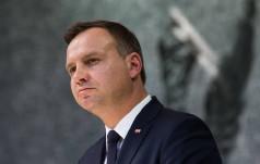 Orędzie prezydenta Dudy oraz wystąpienie premier Kopacz