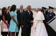 Obama: papież sprawił, że chcę być lepszy