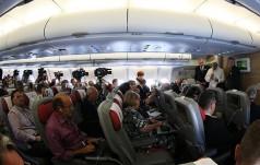 Ponad 70 zagranicznych dziennikarzy przyleci z Franciszkiem do Krakowa