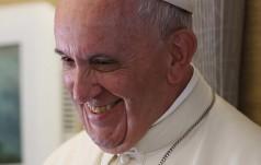 """Papież """"zobowiązał"""" Włochów do wygrania EURO 2016"""