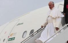 Papież wrócił do Rzymu