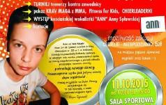 Charytatywny Turniej Koszykówki i rejestracja potencjalnych dawców szpiku dla Kacpra!