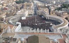 Pielgrzymka do Watykanu z okazji Roku Miłosierdzia