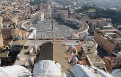 Rzym: otwarcie Centrum Przyjęć Pielgrzymów Jubileuszu Miłosierdzia