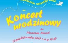 Koncert w Muzeum Monet i Medali Jana Pawła II w Częstochowie