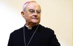 Abp Henryk Hoser kończy 75 lat