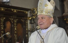 Kalisz: bp Janiak dziękował za 20 lat posługi biskupiej
