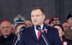 Płock: 40. rocznica wydarzeń Czerwca '76 z prezydentem Andrzejem Dudą