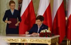 Zmiany w rządzie: dymisja Szałamachy, nowe zadania dla Morawieckiego