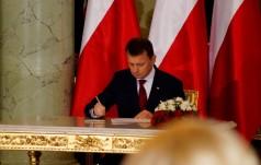 Mariusz Błaszczak pozostanie na stanowisku