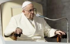 Franciszek: wytrwała modlitwa pozwala doświadczyć Bożego miłosierdzia