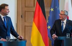Prezydenci Polski i Niemiec: Kościoły wyprzedziły politykę