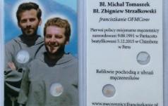 Relikwie pierwszych polskich misjonarzy-męczenników w prezencie dla Was