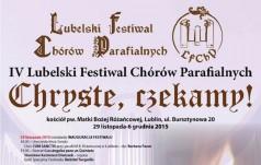 Lublin: festiwal chórów parafialnych