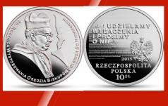 Orędzie biskupów polskich do niemieckich - na monecie NBP