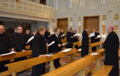 Zaprzysiężenie Rady Kapłańskiej