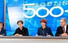 Rodzina 500 plus – inwestycja w przyszłość Polski