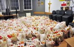 Ponad 2 tony żywności dla polskich seniorów z Kresów
