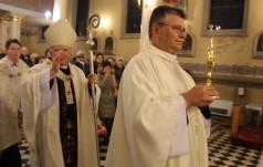 Łódź: wprowadzenie relikwii małżeństwa Quattrocchich