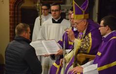 Uroczyste rozpoczęcie Adwentu w legnickiej katedrze