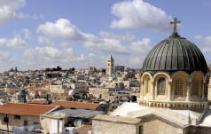 Papież: w Jerozolimie wszyscy powinni żyć w pokoju