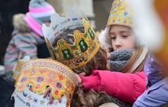 Diecezja toruńska: Orszaki Trzech Króli zgromadziły tysiące wiernych