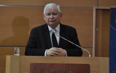 Jarosław Kaczyński obejrzał