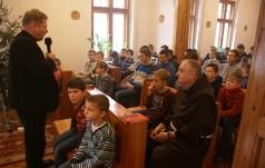 Kolędowe spotkanie dla Liturgicznej Służby Ołtarza