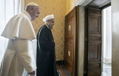 Wielki ajatollah o mądrych słowach papieża