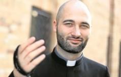 Ks. Michał Olszewski SCJ Misjonarzem Miłosierdzia