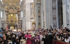 Relikwie świętych spowiedników opuściły Rzym