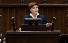 Premier Szydło broni minister Zalewskiej: Nie straszcie tą reformą