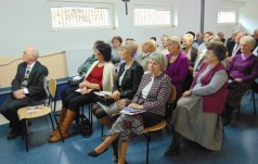 Posiedzenie Rady Diecezjalnego Instytutu Akcji Katolickiej.