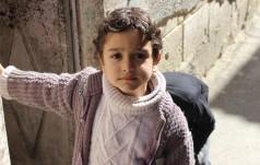UNICEF: 535 mln dzieci żyje w strefach walk lub klęsk