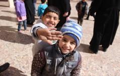 Syria: watykański projekt leczenia wojennej traumy u dzieci