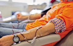 Oddawania krwi nie trzeba się bać!