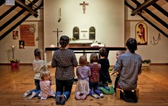 Modlitwa w intencji nawrócenia przeciwników życia