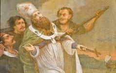 Św. Wojciech - budowniczy pokoju