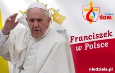 Oficjalny program wizyty papieża Franciszka w Polsce z okazji XXXI Światowych Dni Młodzieży