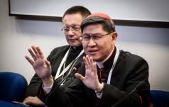 Kard. Tagle w Warszawie: Kościół jest wspólnotą w misji